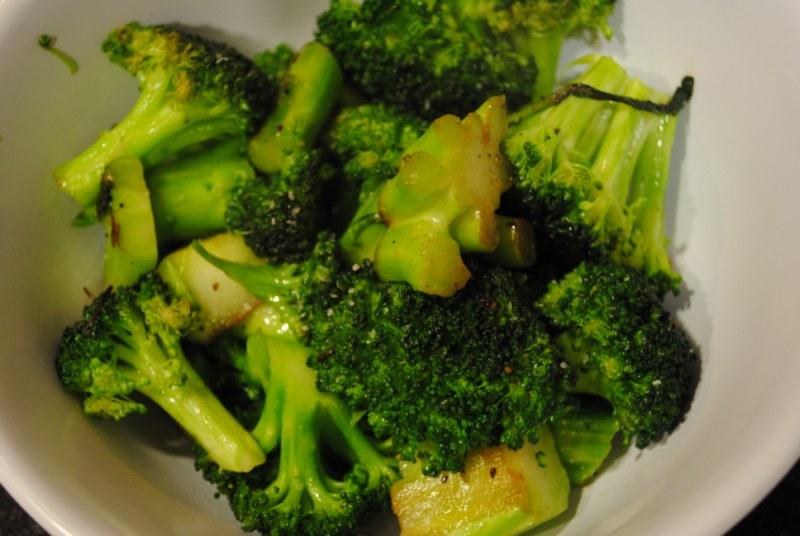 broccoli Steak   3/14/2010