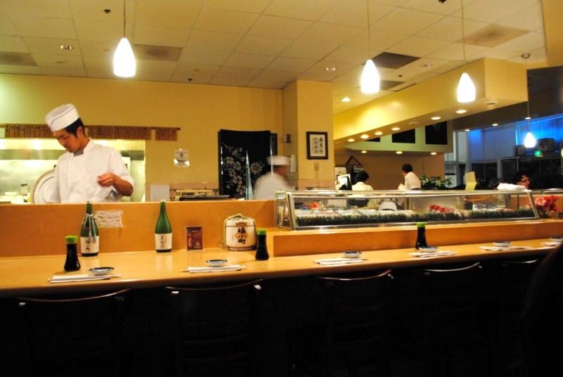 Sushi Restaurants On Randolph Chicago
