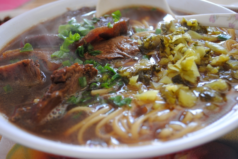Chinese Beef Noodles Soup is Their Beef Noodle Soup