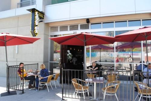 exterior 500x335 Lazy Ox Canteen   4/9/10
