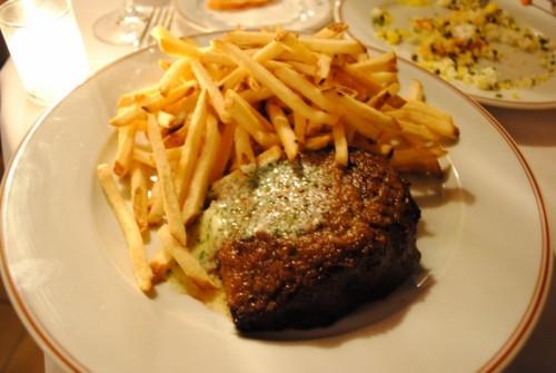 steak frites 500x335 Bouchon   4/16/10