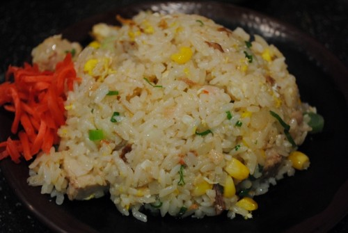 fried rice 500x335 Daikokuya   5/18/10