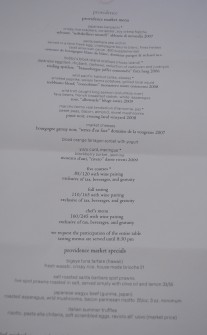 menu2 207x335 Providence   5/14/10