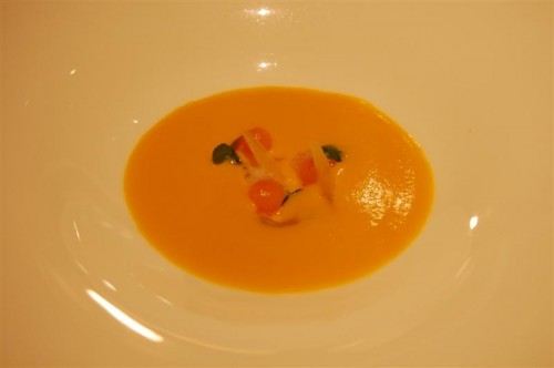 soup medium 500x332 The French Laundry   12/23/09
