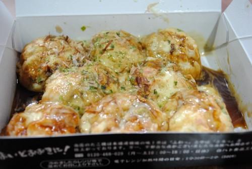 takoyaki 500x335 Mitsuwas Japanese Gourmet Foods Fair   5/29/10