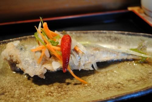 mackerel 500x335 Mako Sushi   6/25/10
