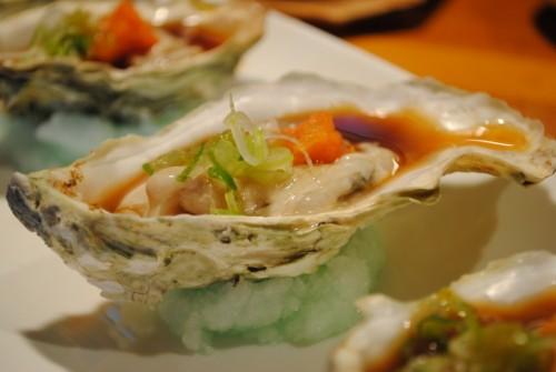 oysters 500x335 Mako Sushi   6/25/10