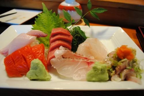 sashimi 500x335 Mako Sushi   6/25/10