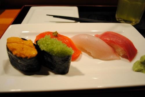 sushi 500x335 Mako Sushi   6/25/10