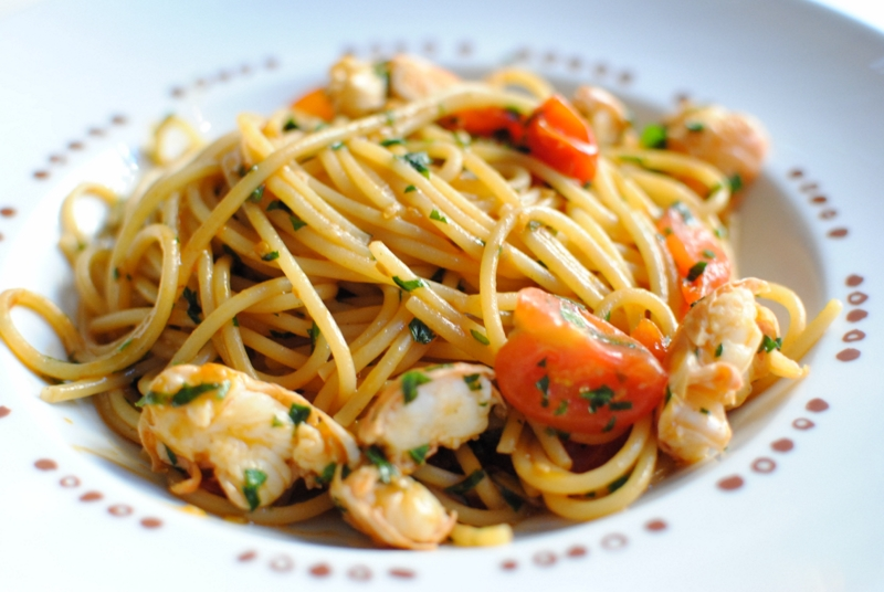 Lobster Shrimp And Scallop Pasta Red Lobster Restaurant | Party ...