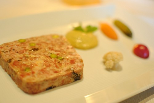 terrine 500x335 Daniel Boulud Brasserie   7/4/10