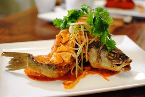 fish1 500x335 Morimoto Napa   8/28/10