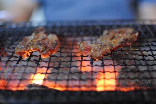 on grill 500x335 Totoraku   8/7/10