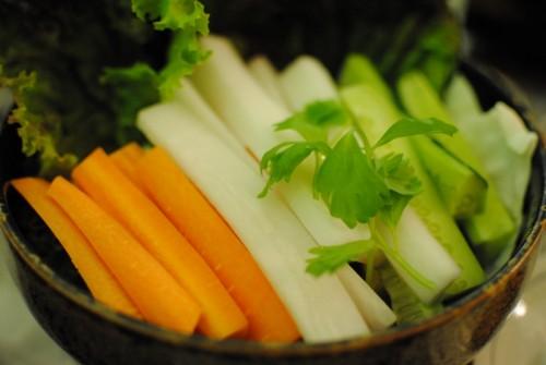 vegetables 500x335 Totoraku   8/7/10