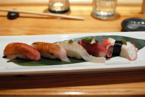 asanebo sushi 500x335 Asanebo   9/12/10