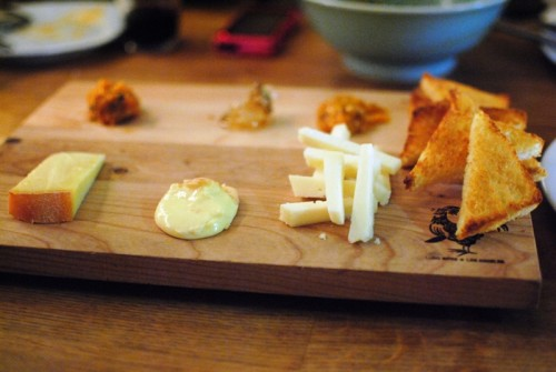 cheese plate 500x335 LudoBites   9/2/10