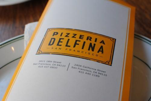 delfina menu 500x335 Tartine, Pizzeria Delfina, Bi Rite   8/29/10