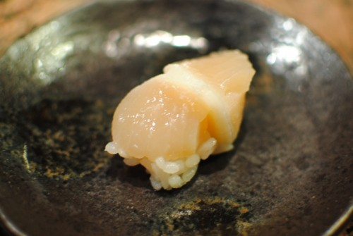 orange clam 500x335 Sushi Zo   9/10/10