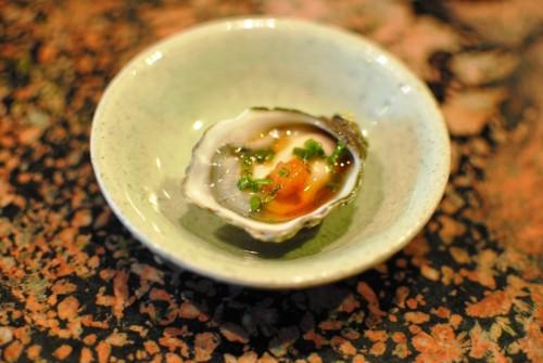 oyster 500x335 Sushi Zo   9/10/10