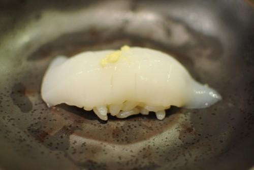 squid 500x335 Sushi Zo   9/10/10