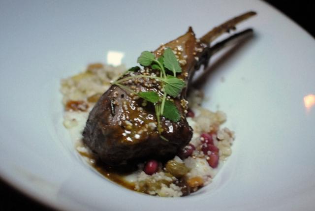Reform Lamb Cutlets (Breaded Lamb Chops With Ham) Recipes — Dishmaps