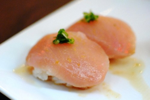 albacore 500x335 SugarFish Downtown   11/6/10