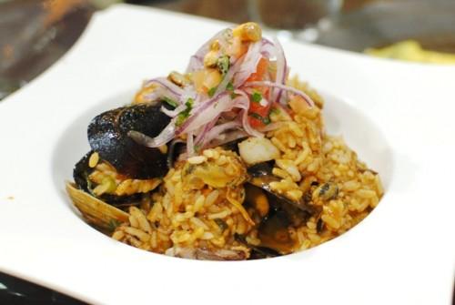 arroz con mariscos 500x335 Mo Chica   12/10/10