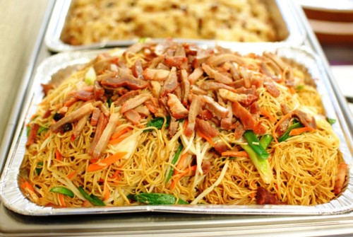 chow mein 500x335 Christmas 2010   12/25/10