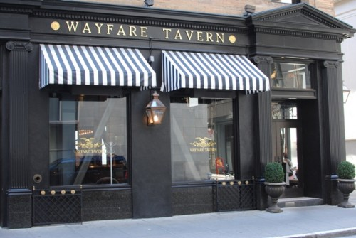 exterior1 500x335 Wayfare Tavern   11/29/10