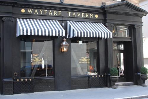 exterior1 500x335 Wayfare Tavern   11/29/10