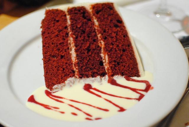 Portos Red Velvet Cake Calories