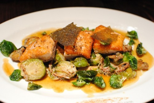 salmon1 500x335 Wayfare Tavern   11/29/10