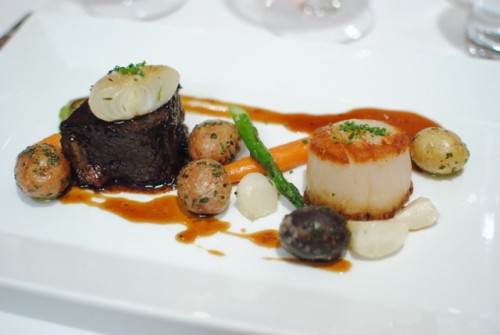 short rib scallop 500x335 Leatherbys Cafe Rouge   12/19/10