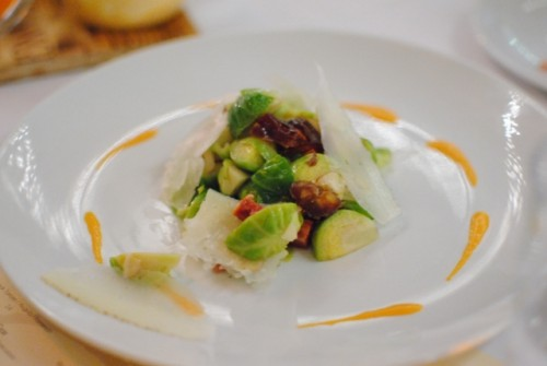 brussels sprouts 500x335 Fraiche   12/16/10