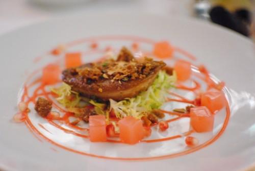 foie gras 500x335 Fraiche   12/16/10