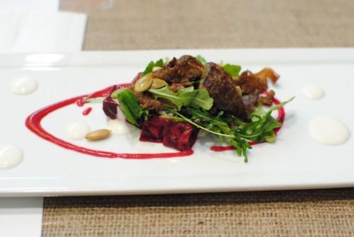 beet salad 500x335 Magnum: Pal Cabron (Los Angeles, CA)