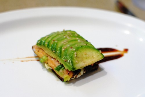 foie gras cemita 500x335 Magnum: Pal Cabron (Los Angeles, CA)