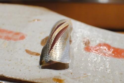 gizzard shad 500x335 Mori Sushi (Los Angeles, CA)