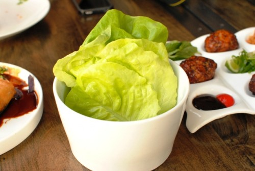 lettuce 500x335 Red Medicine (Los Angeles, CA)