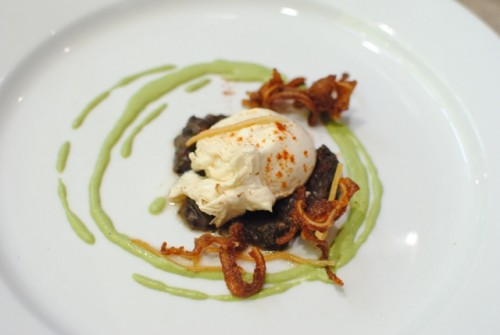 poached egg 500x335 Magnum: Pal Cabron (Los Angeles, CA)