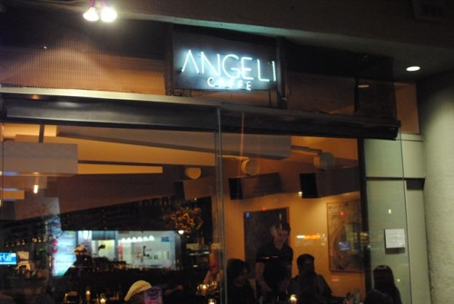 exterior 500x335 Angeli Caffe (Los Angeles, CA)