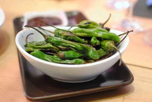 shishito peppers 500x335 LA Market (Los Angeles, CA)