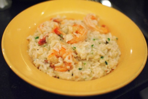 shrimp risotto 500x335 Angeli Caffe (Los Angeles, CA)