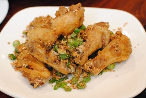 chicken wings 500x335 Lotus of Siam (Las Vegas, NV)