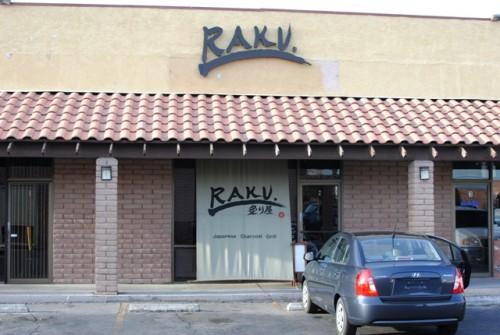 exterior3 500x335 Raku (Las Vegas, NV)