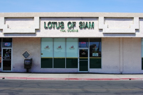 exterior4 500x335 Lotus of Siam (Las Vegas, NV)