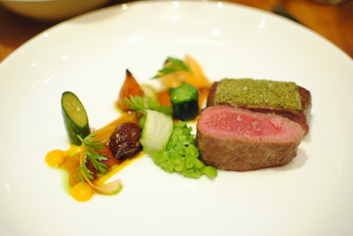lamb 500x335 Cafe Boulud @ Animal (Los Angeles, CA)