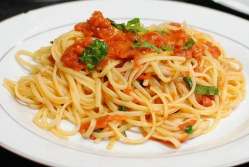 pasta 500x335 Spaghetti