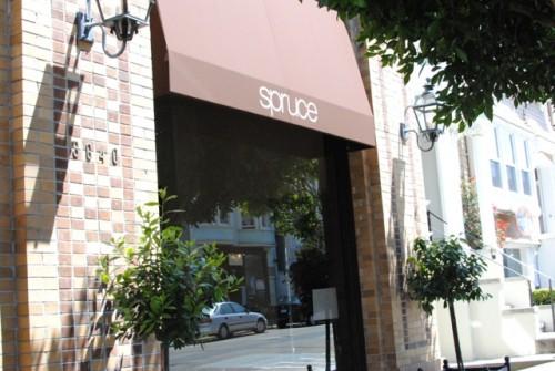 exterior1 500x335 Spruce (San Francisco, CA)