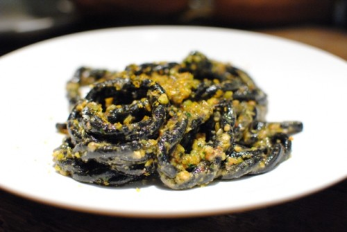squid ink 500x335 Sotto (Los Angeles, CA) (2)